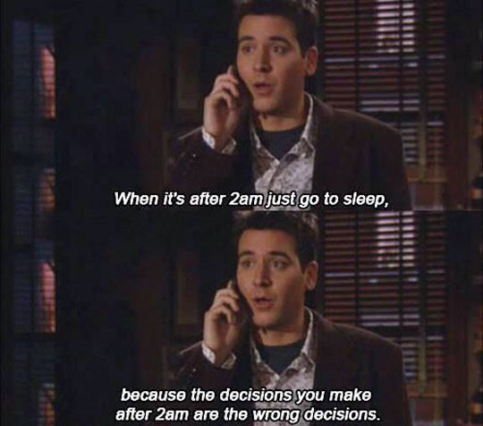 funny-HIMYM-sleep-decisions