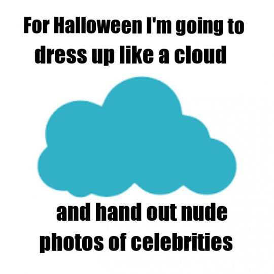 My Idea For A Halloween Costume