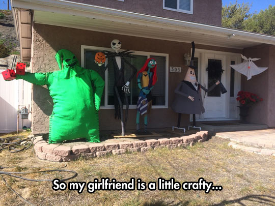 The Nightmare Before Christmas Decoration