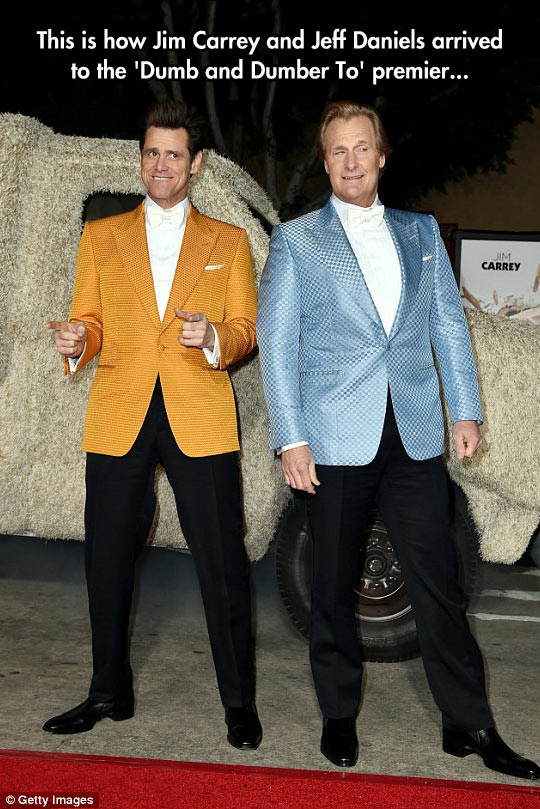 Dumb And Dumber Premiere