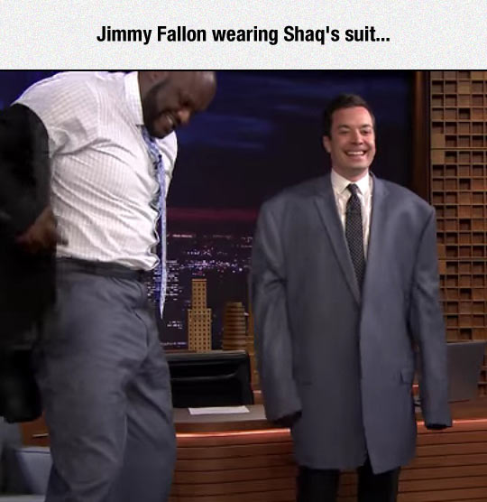 He Tried On The Shaqet