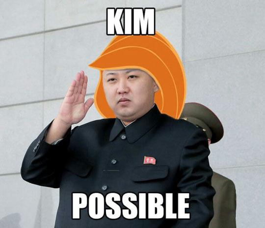 Kim Jong Un-Possible