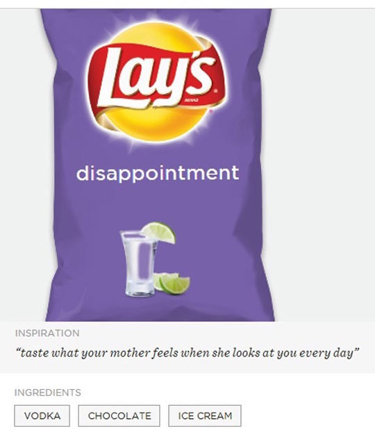 Very Familiar Taste