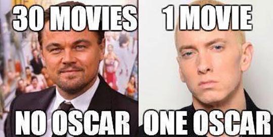The Oscars Are Really Unfair With Leo