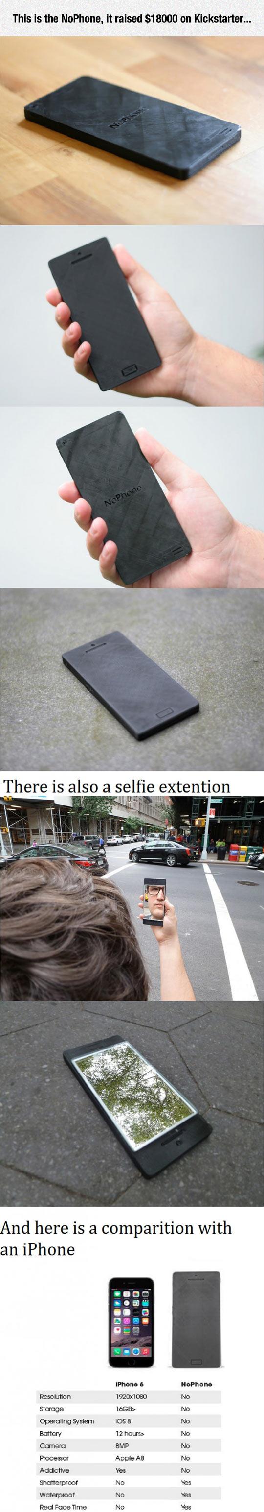 Meet The NoPhone