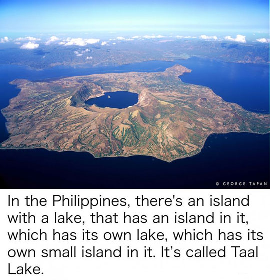 This Is Some Weird Islandception