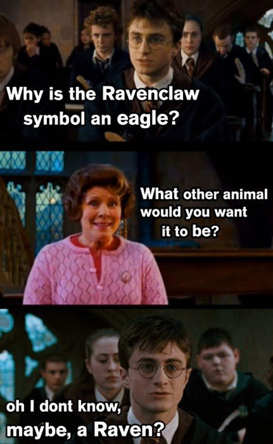 Harry Has A Valid Point