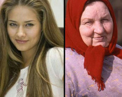 The Way Russians Age