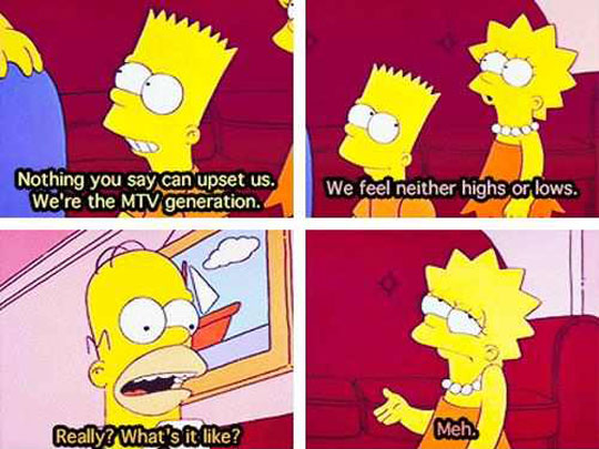 The MTV Generation