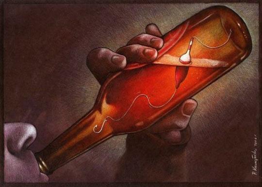 How Alcoholism Works