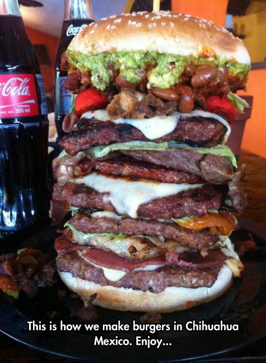 funny-burger-coke-avocado-meat