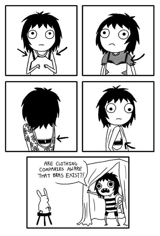 funny-cartoon-clothes-bras-girl-Sarah-Andersen