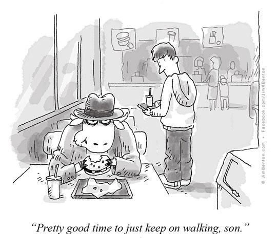 Keep Walking Son