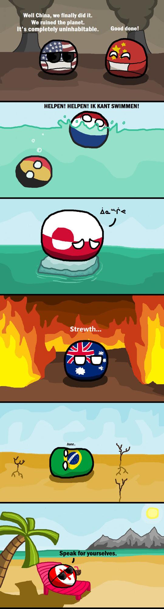 Global Warming Ain