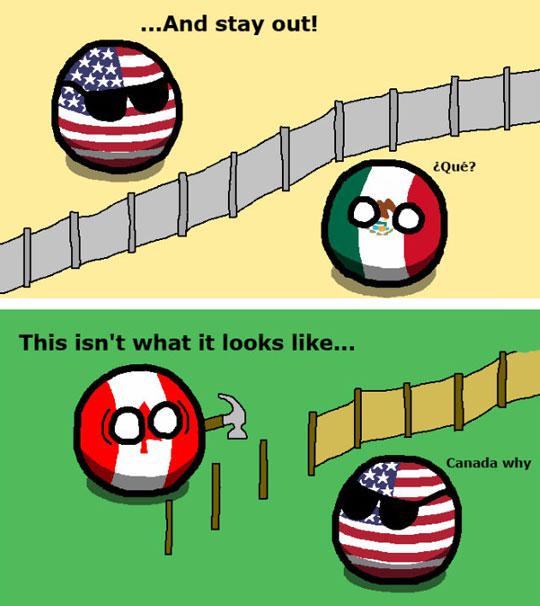 Why, Canada?
