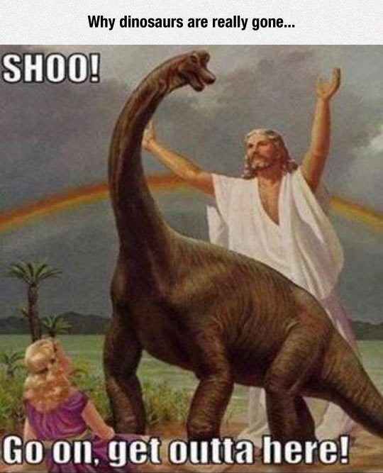 The Reason Dinosaurs Are Gone