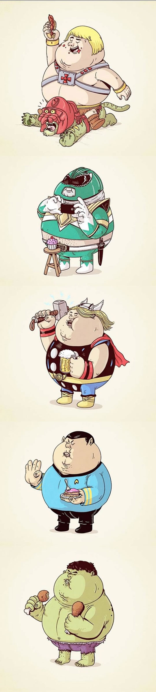 funny-fat-superheroes-Power-Rangers-Thor
