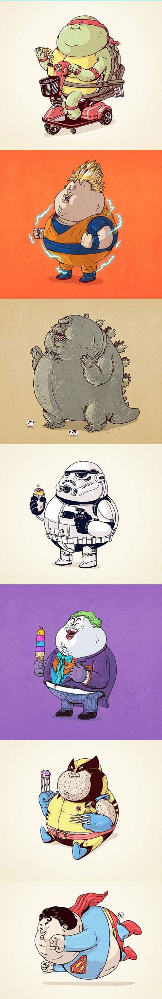 funny-fat-superheroes-Superman-Stormtrooper