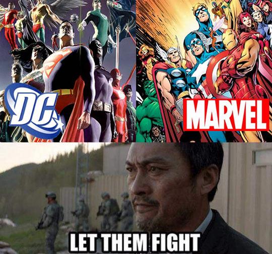 funny-fight-comics-DC-Marvel