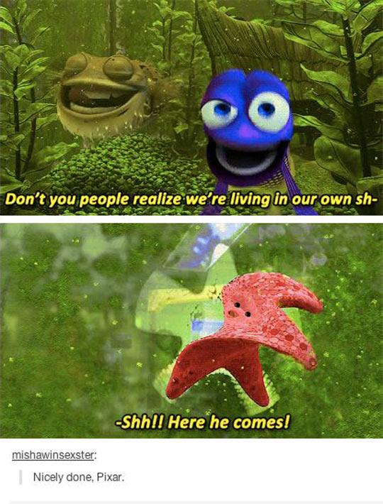 Nicely Done, Pixar