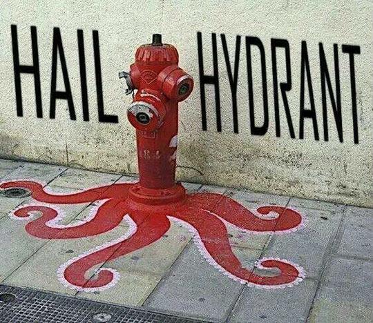 Hail Hydrant