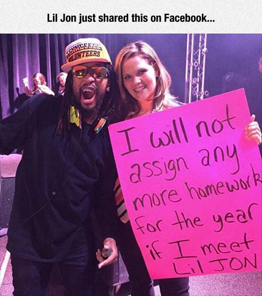 Lil Jon Did Something Nice