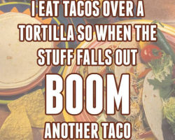 The Best Way To Eat Tacos