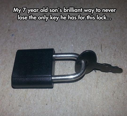 funny-lock-key-idea-kid
