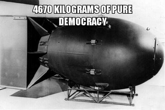 Pure Definition Of Democracy