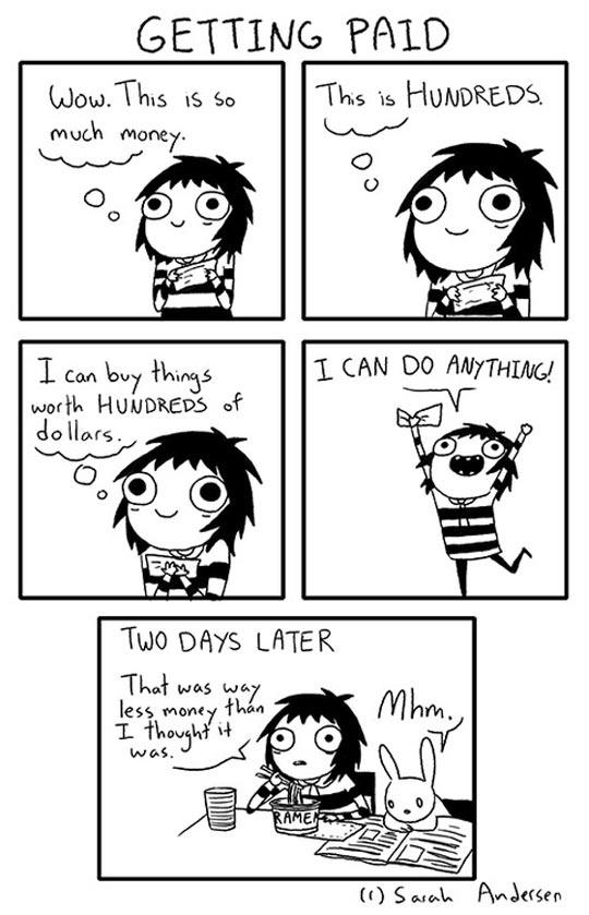 funny-money-girl-excitement-deception-comic