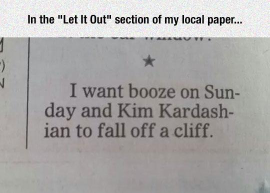 funny-newspaper-section-Sunday-Kim-Kardashian