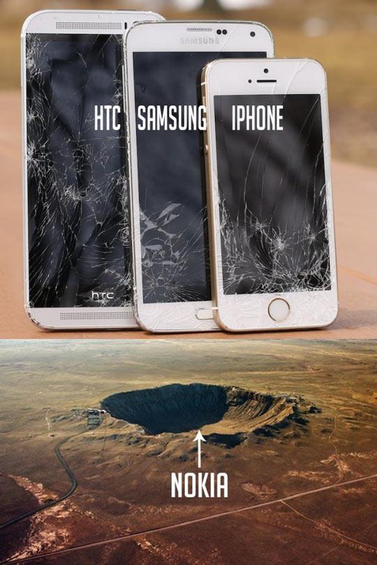 funny-phone-broken-glass-Nokia-crater