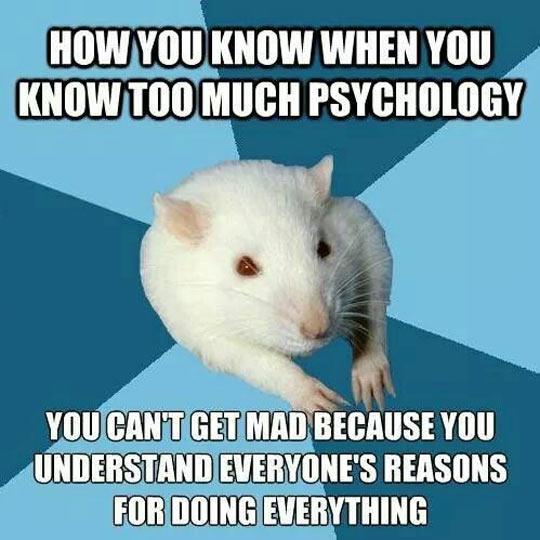 The First Psychologist Problem