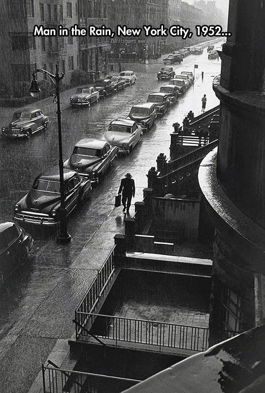 New York Back In The Days