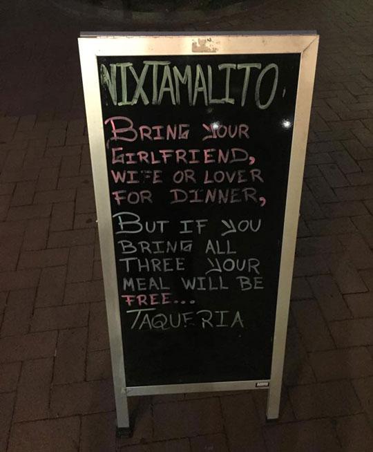 funny-restaurant-sign-wife-dinner-free