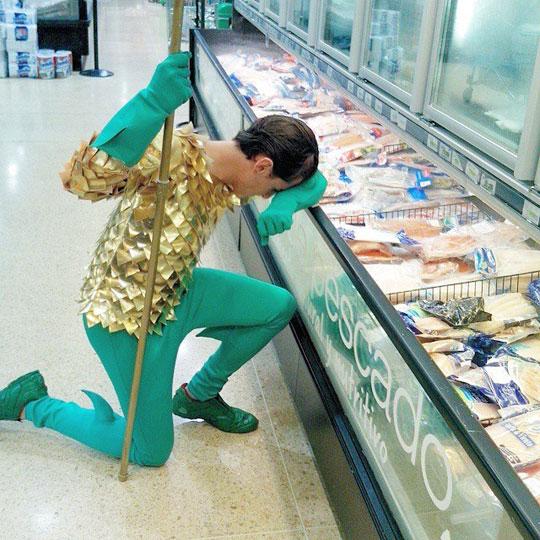 Poor Sad Aquaman