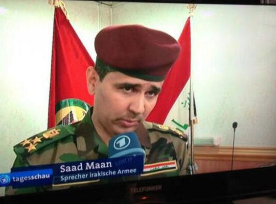 Poor Iraqi Soldier