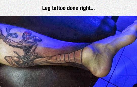funny-tattoo-kick-Dhalsim-Street-Fighter