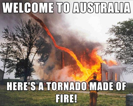 Hellish Tornado