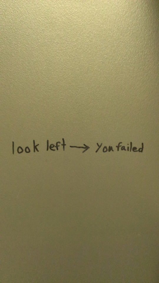 funny-wall-writing-instructions-look-left