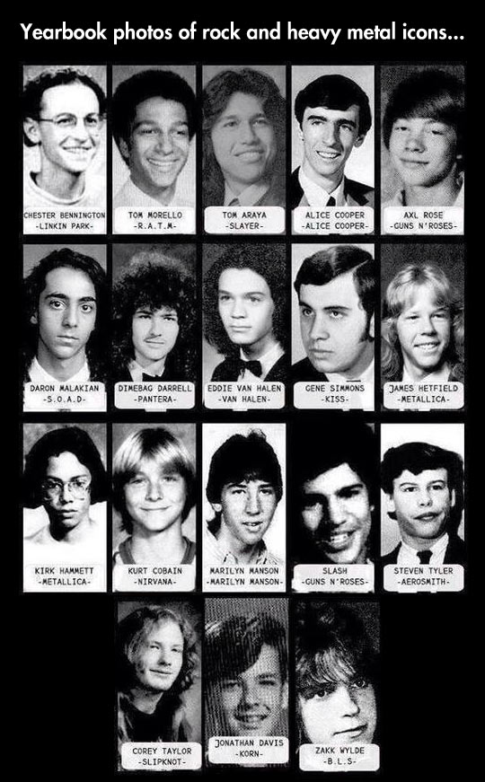The High School Years Of Rock