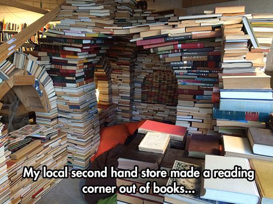 Clever Reading Corner