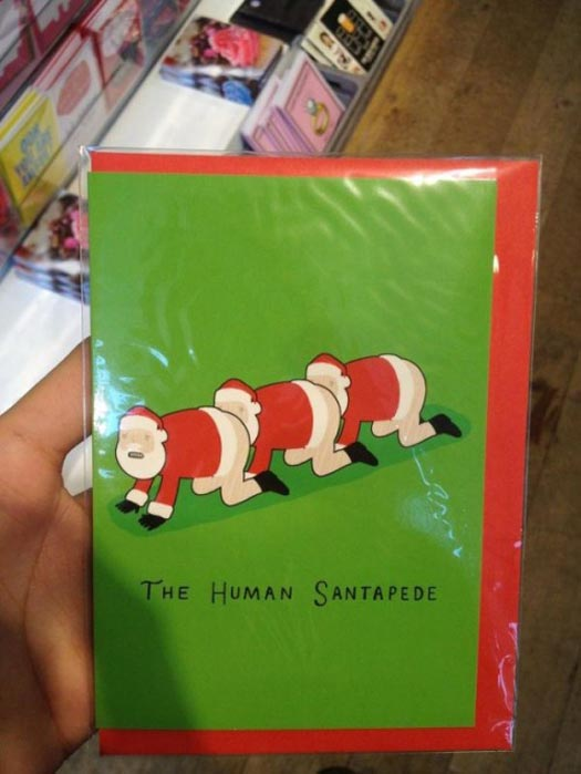christmas-puns-humans-santapede