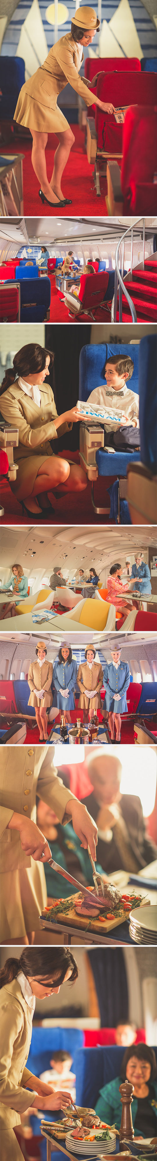 The Pan Am Experience Invites You To Step Back In Time
