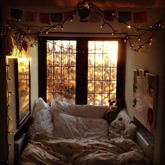 The Coziest Bed