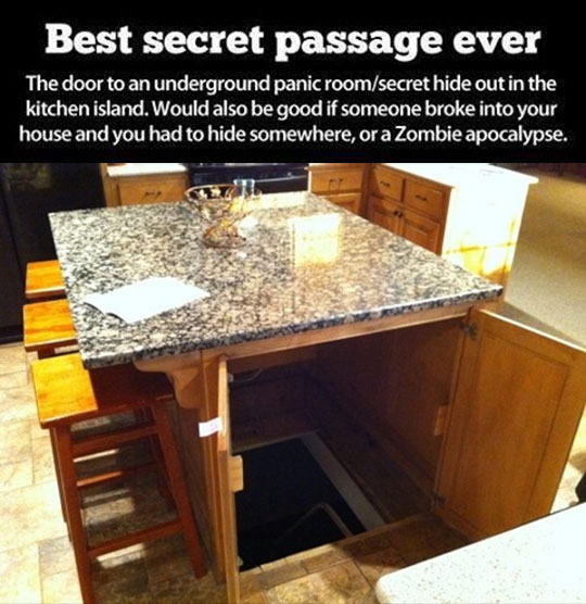 cool-kitchen-underground-passage