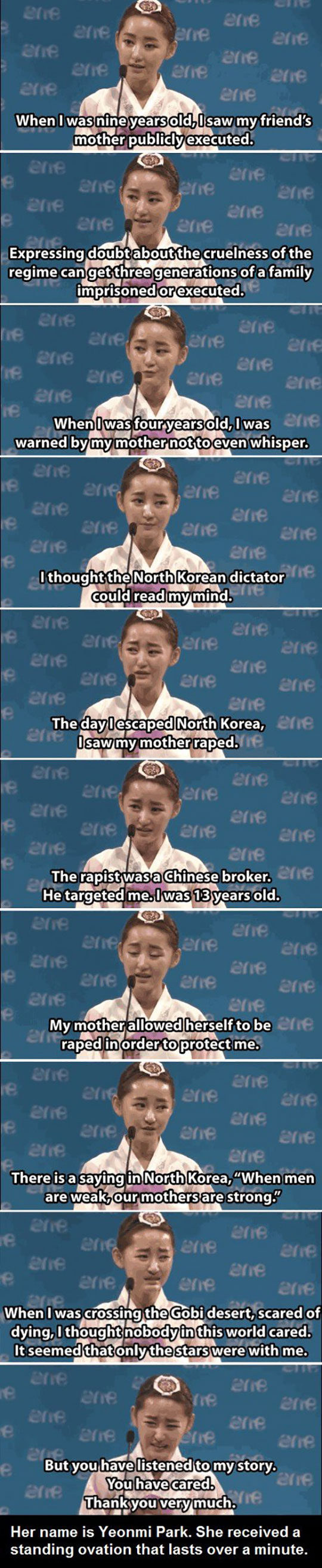 North Korea Is Really Messed Up