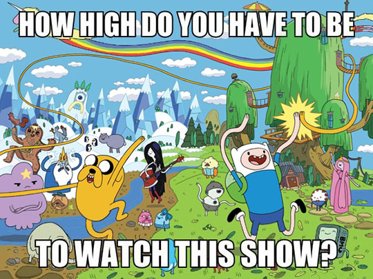 funny-Adventure-Time-drugs-colors-cartoon