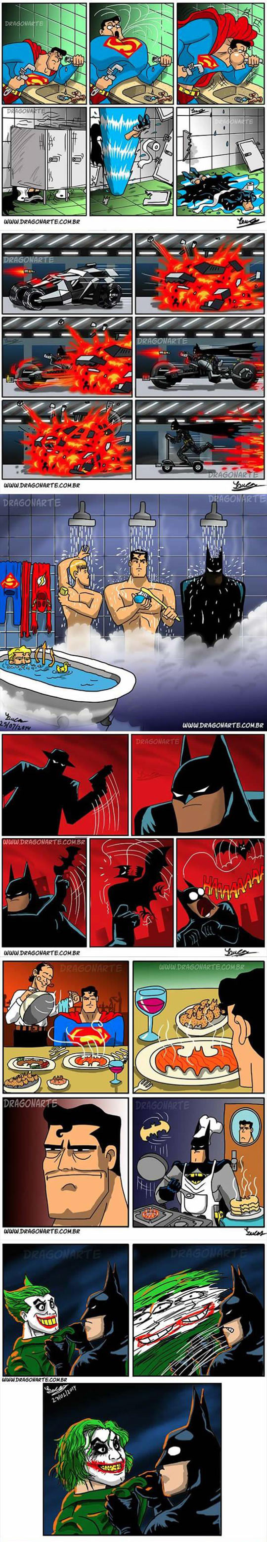 Funniest Batman Comics Collection