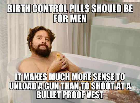 A Powerful Thought About Birth Control